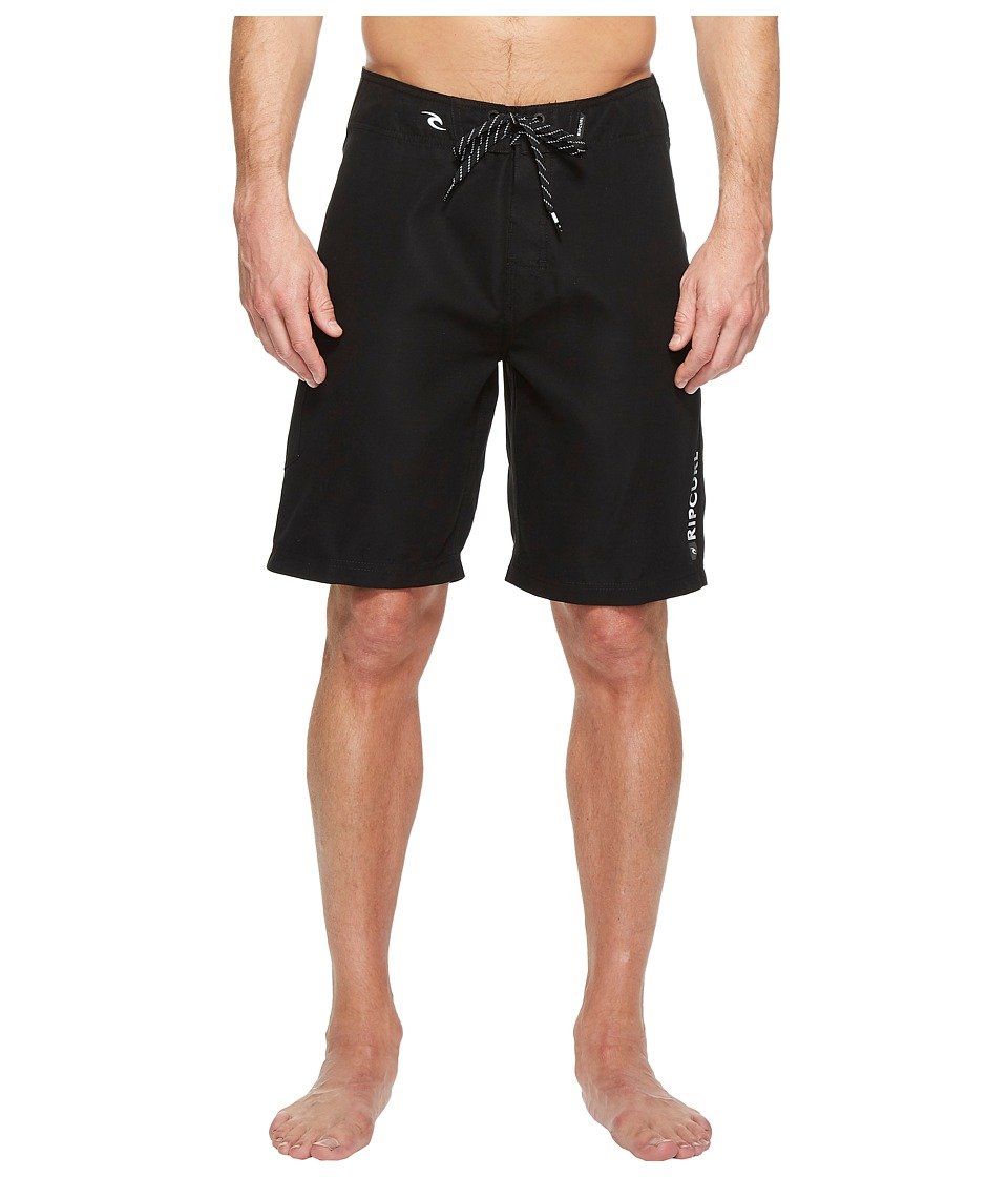 Rip Curl - Monarch Boardshorts (Black) Men's Swimwear
