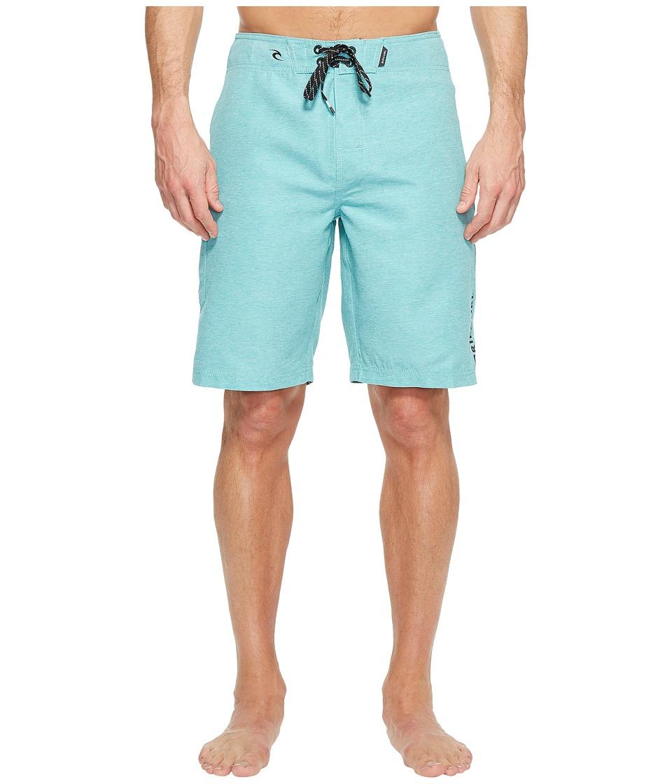 Rip Curl - Monarch Boardshorts (Teal) Men's Swimwear