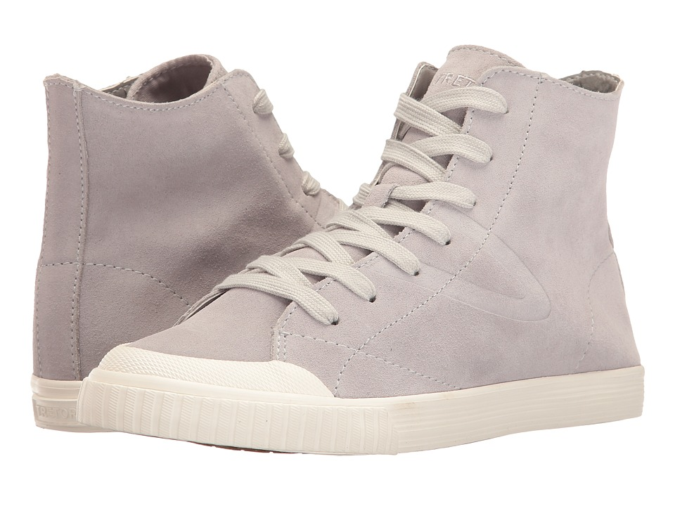 Tretorn Marley HI2 (Light Grey) Women