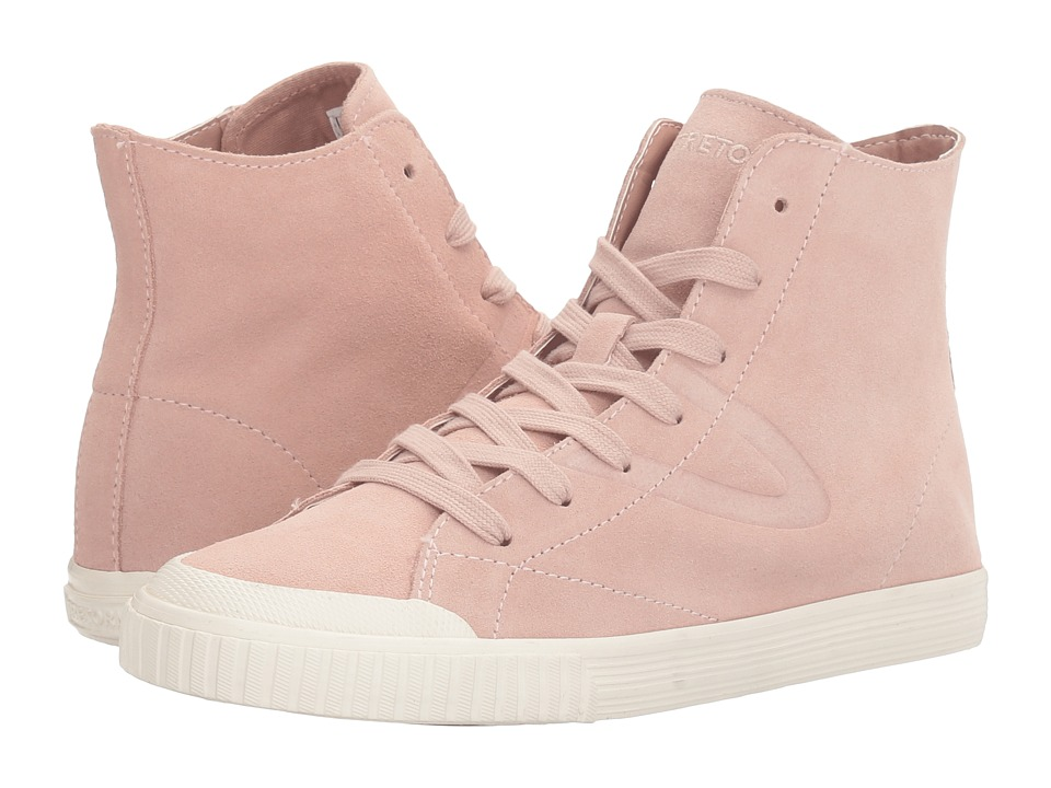 Tretorn - Marley HI2 (Blush) Women's Lace up casual Shoes