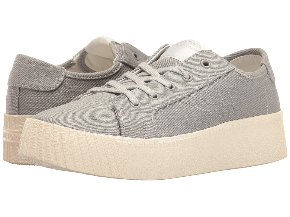 Tretorn Blaire (Light Grey/Light Grey) Women