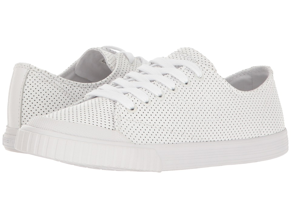 Tretorn - Marley 2 (White) Women's Lace up casual Shoes