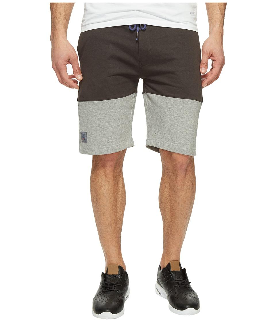 U.S. POLO ASSN. - Five-Pocket Denim Shorts (Campfire Coal) Men's Shorts