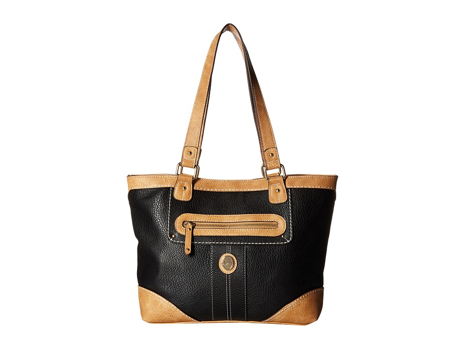 b.o.c. - Mcallister Tote (Black) Tote Handbags