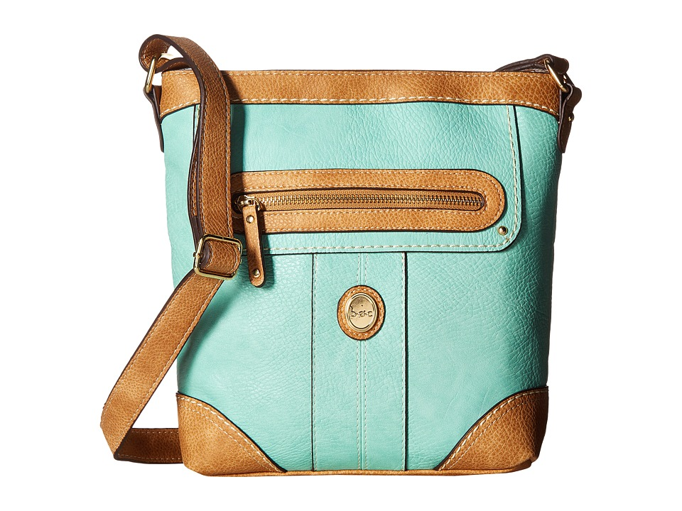 b.o.c. - Mcallister Crossbody (Mint) Cross Body Handbags