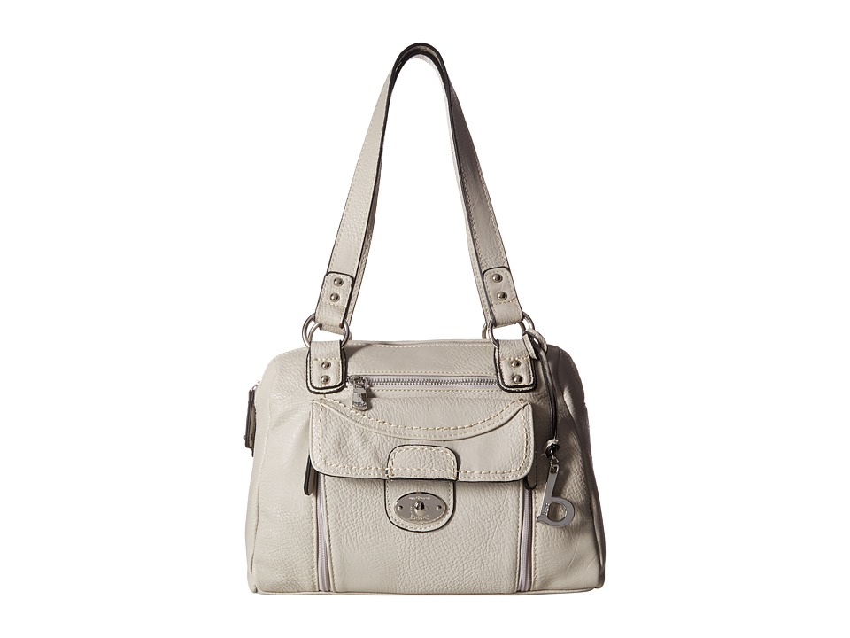 b.o.c. - Waltham Satchel (Dove) Satchel Handbags