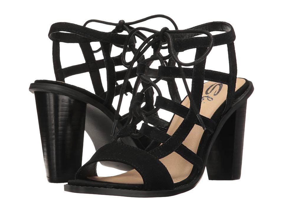 Sbicca - Sanni (Black) Women's Shoes