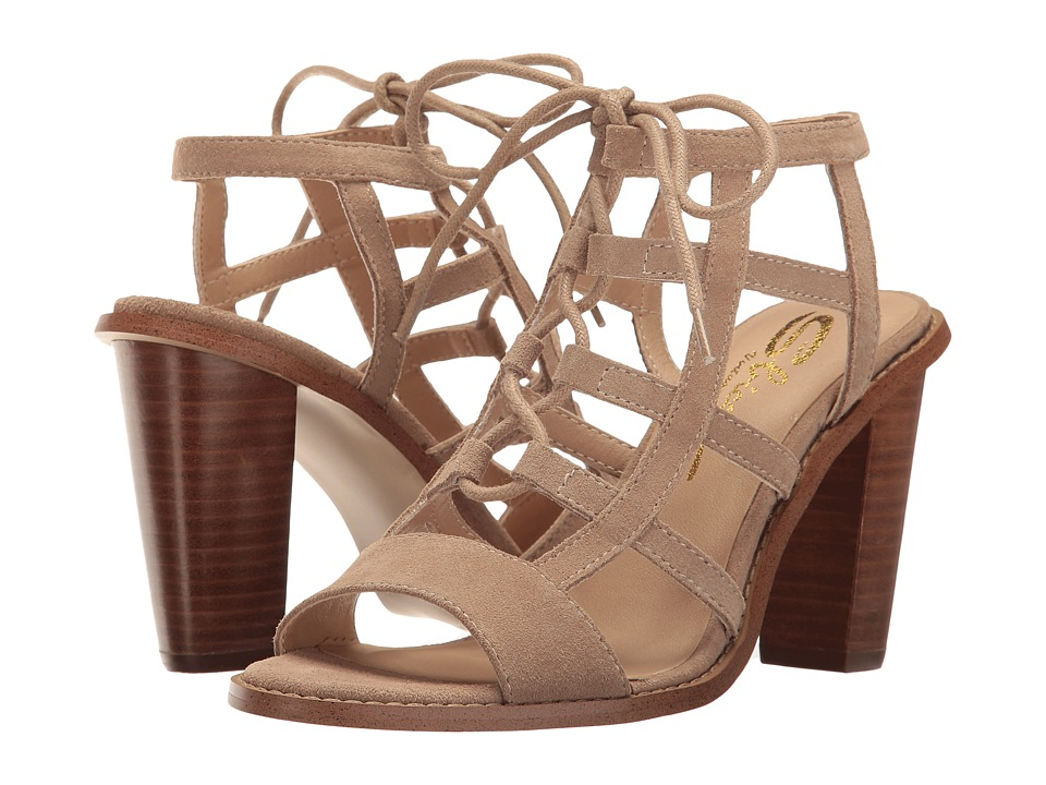 Sbicca - Sanni (Taupe) Women's Shoes