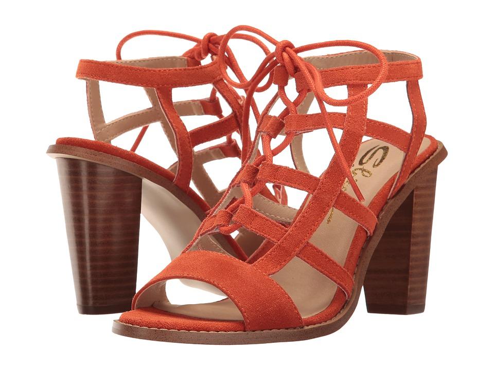 Sbicca - Sanni (Orange) Women's Shoes