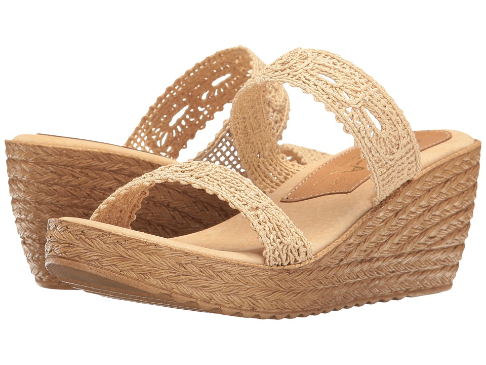 Sbicca - Tide (Natural) Women's Sandals