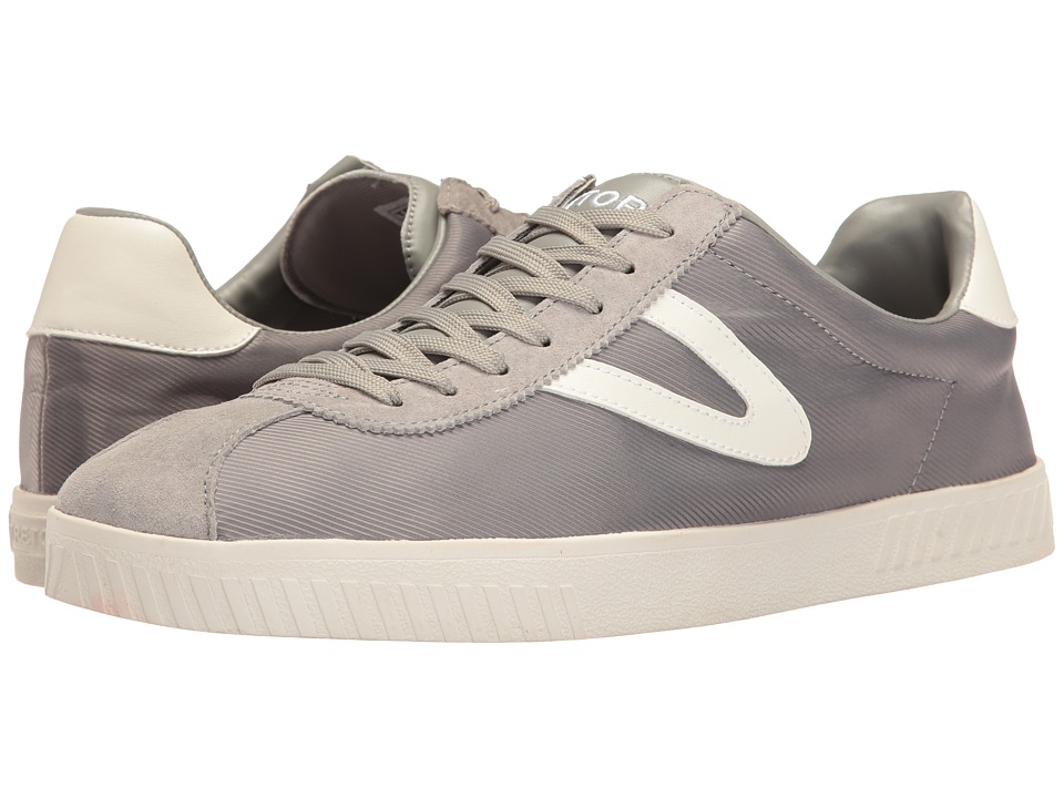 Tretorn - Camden 4 (Grey/White) Men's Shoes