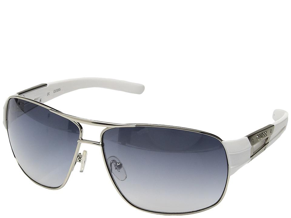 GUESS - GU6757 (Silver) Fashion Sunglasses