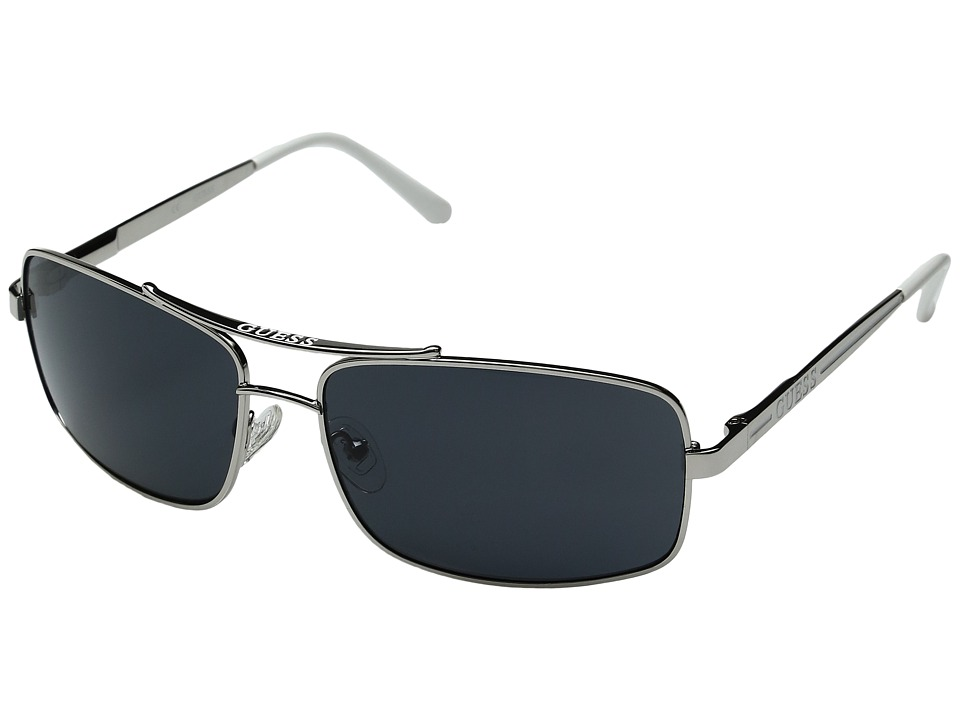 GUESS - GU6710 (Silver) Fashion Sunglasses