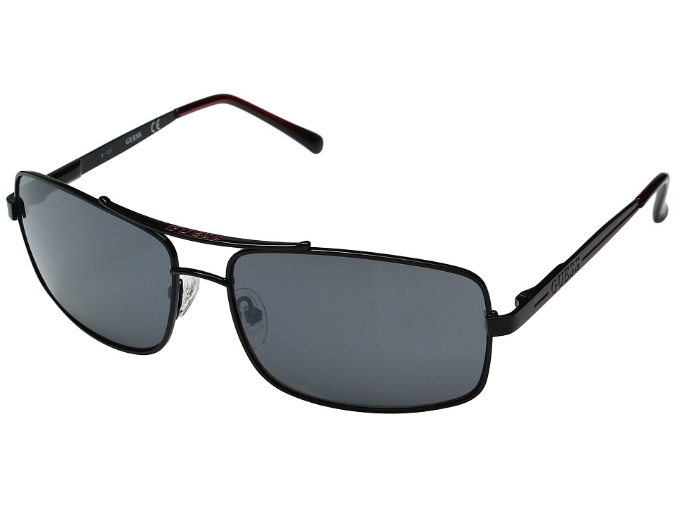 GUESS - GU6710 (Black) Fashion Sunglasses