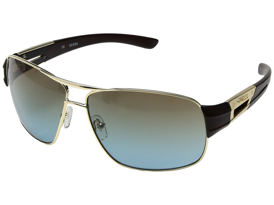 GUESS - GU6757 (Gold) Fashion Sunglasses