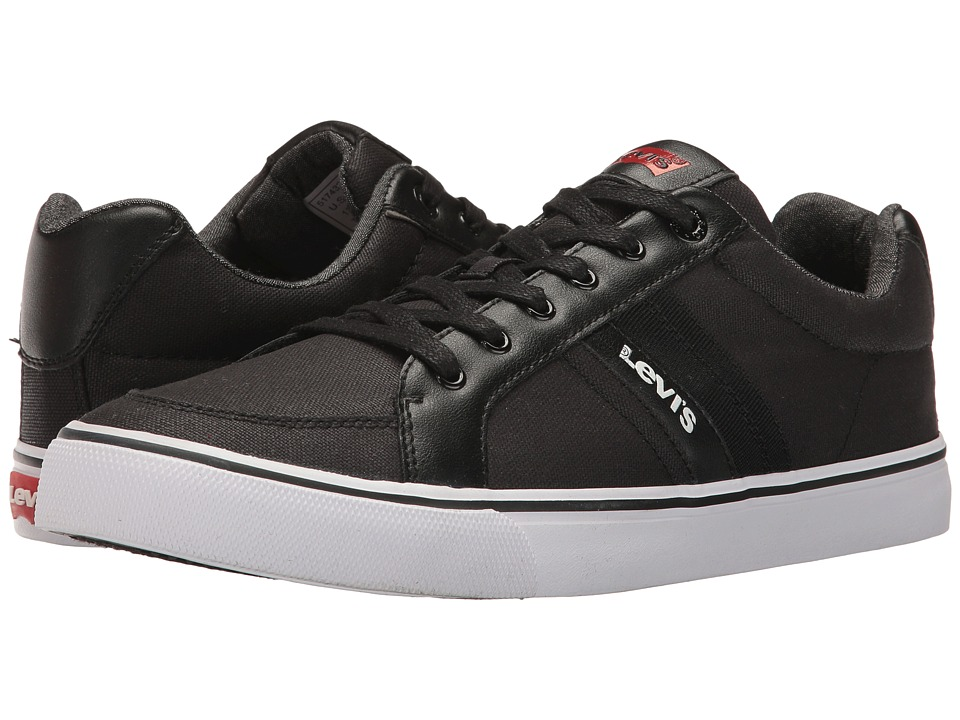 Levi's(r) Shoes - Turner (Black) Men's Shoes
