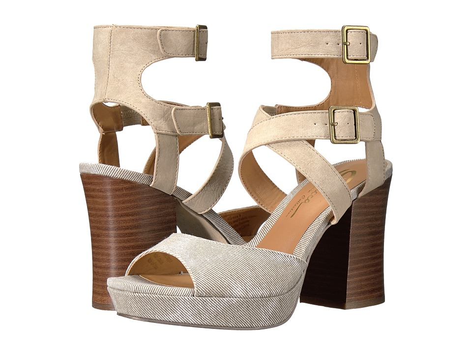 Sbicca - Gear (Beige) Women's Sandals