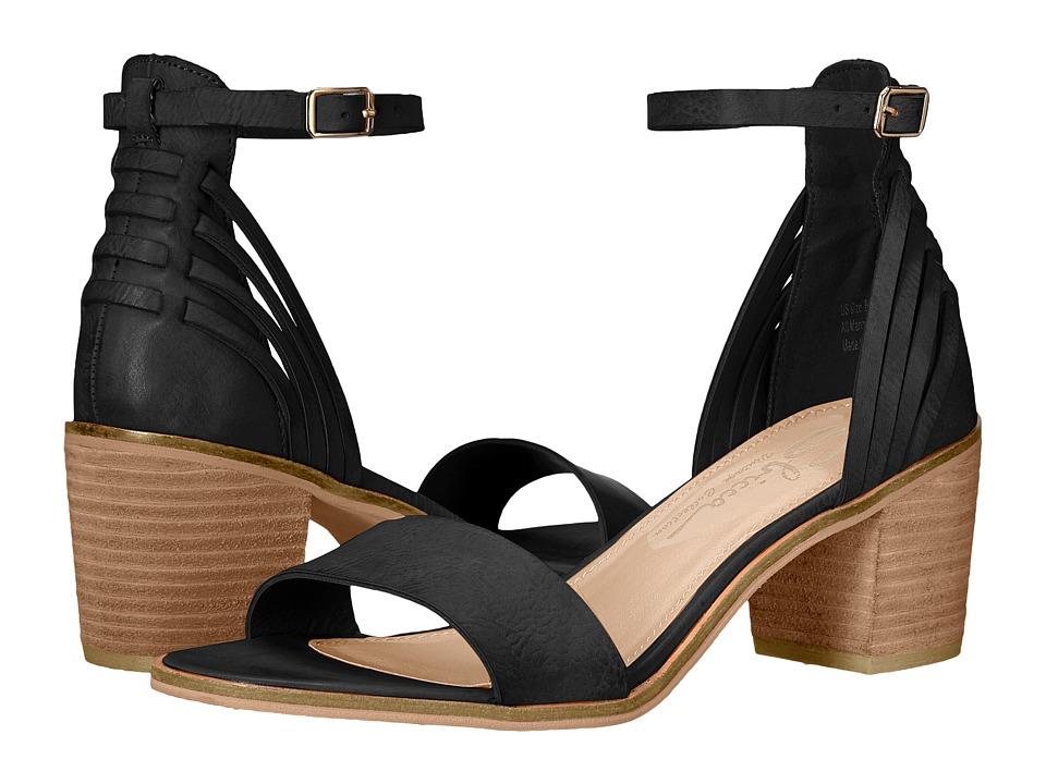 Sbicca - Fars (Black) Women's Sandals