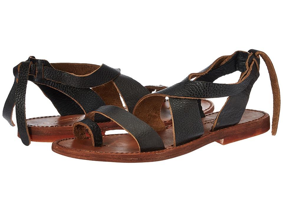 Sbicca - Teegan (Dark Brown) Women's Sandals
