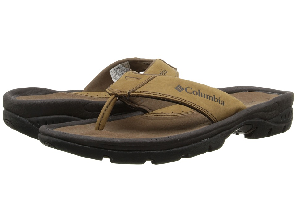 Columbia - Tango Thong (Dark Brown) Men's Shoes