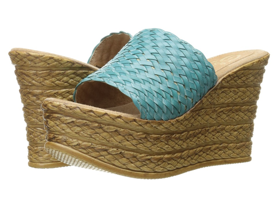 Sbicca Kersy (Turquoise) Women