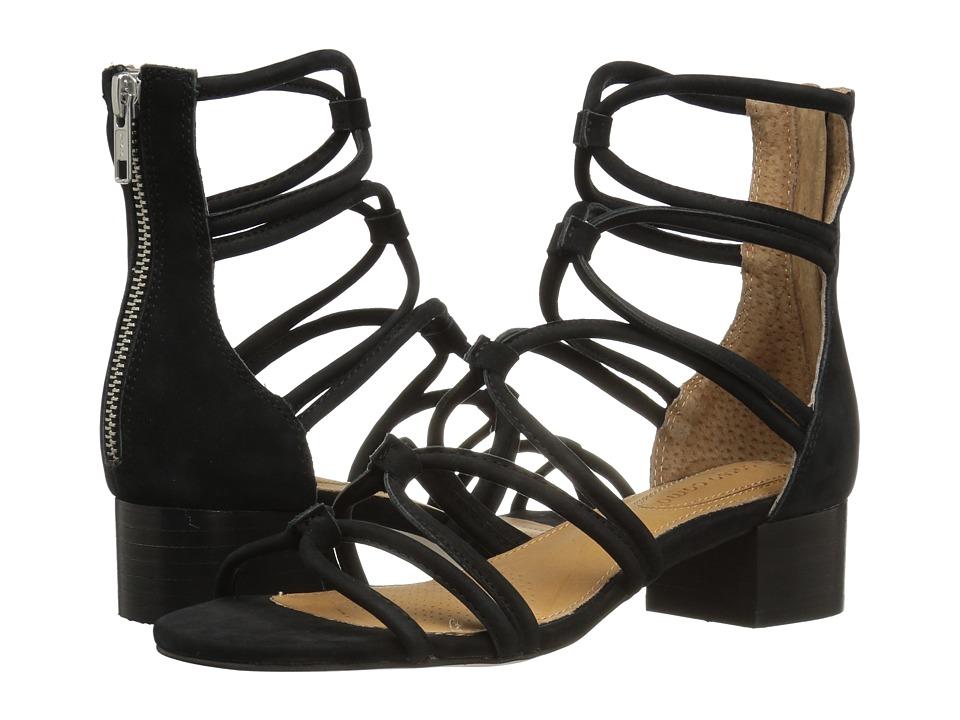 Corso Como - Jenkins (Black Nubuck) Women's Sandals