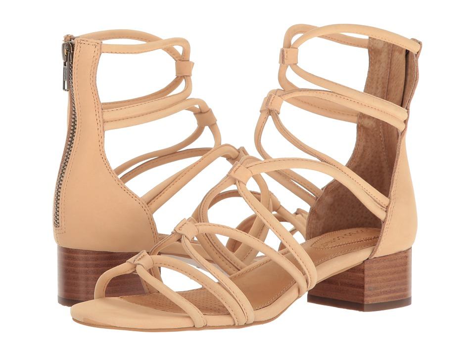 Corso Como - Jenkins (Nude Nubuck) Women's Sandals