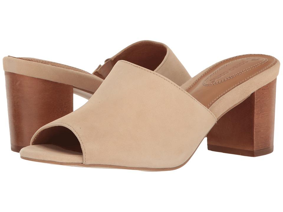 Corso Como - Calais (Nude Kid Suede) Women's Sandals
