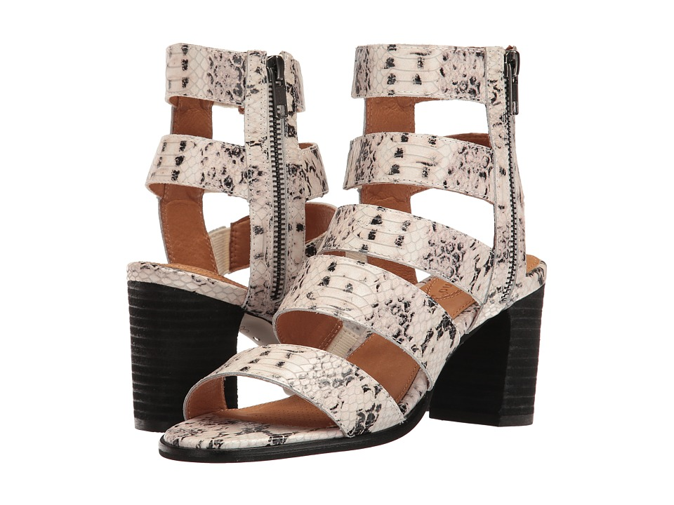 Corso Como - Elise (Off-White Snake) Women's Sandals