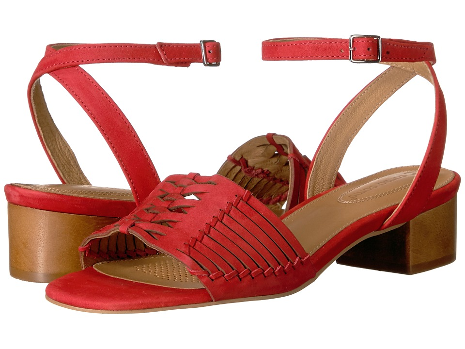 Corso Como - Bahamas (Red Nubuck) Women's Sandals