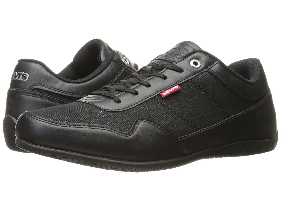 Levi's(r) Shoes - Rio Denim (Black Mono Chrome) Men's Shoes