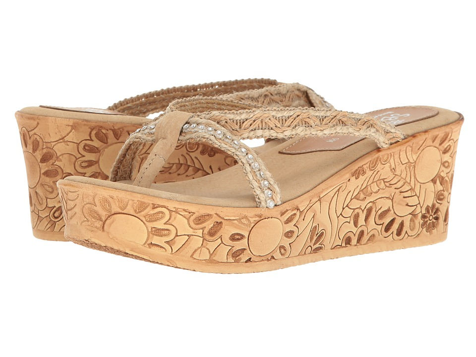 Sbicca - Witness (Natural) Women's Sandals