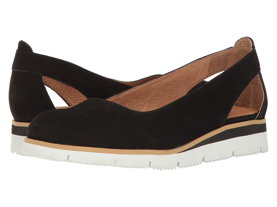 Corso Como - Retreat (Black Nubuck) Women's Shoes