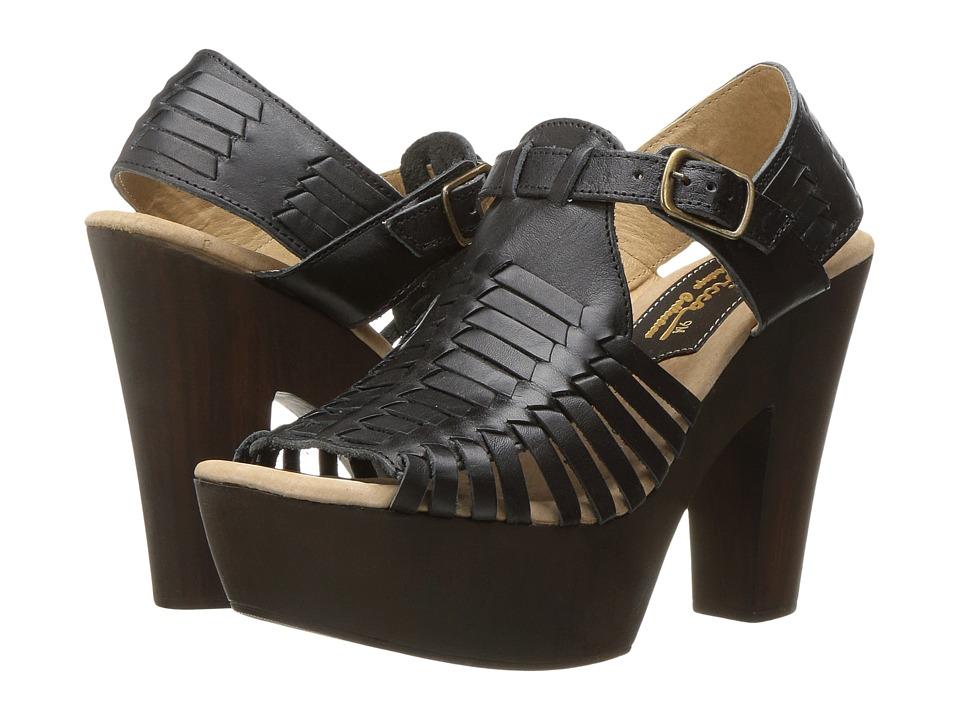 Sbicca - Amira (Black) Women's Sandals
