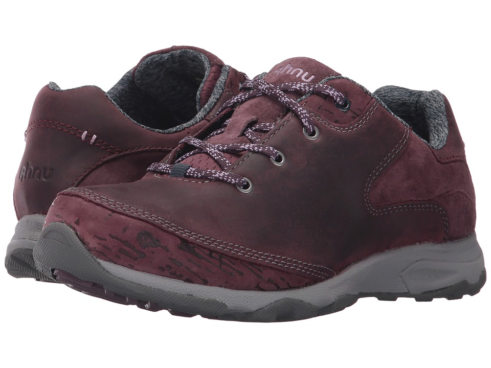 Ahnu Sugar Venture Lace (Dark Plum) Women's Shoes
