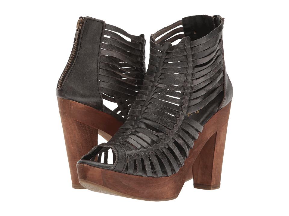 Sbicca - Yani (Black) Women's Sandals