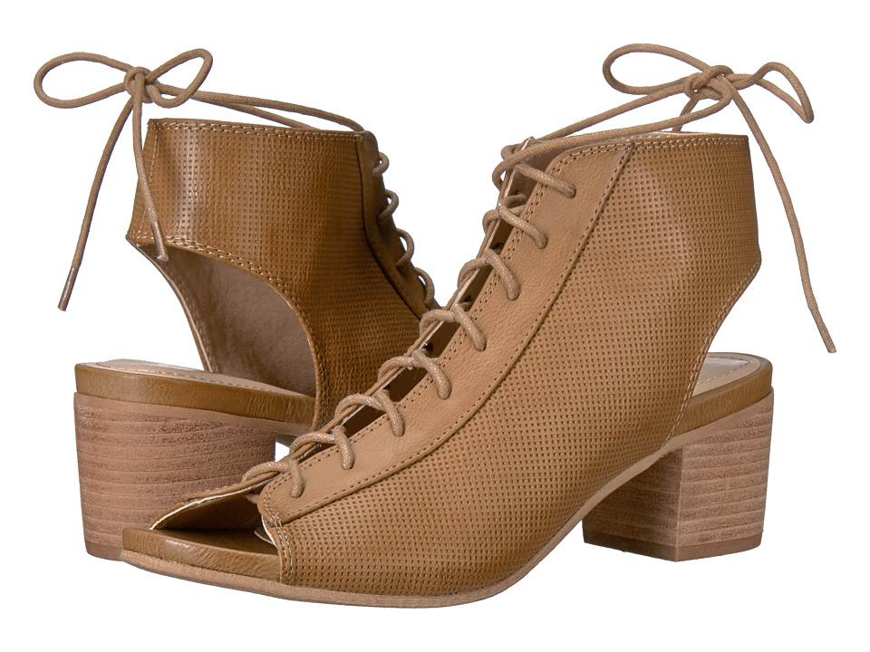 Sbicca - Hogan (Light Brown) Women's 1-2 inch heel Shoes