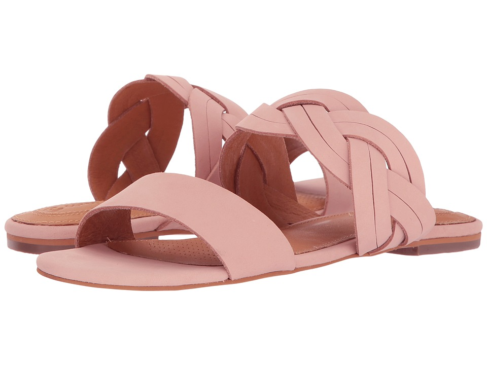Corso Como - Sicily (Light Pink Nubuck) Women's Sandals