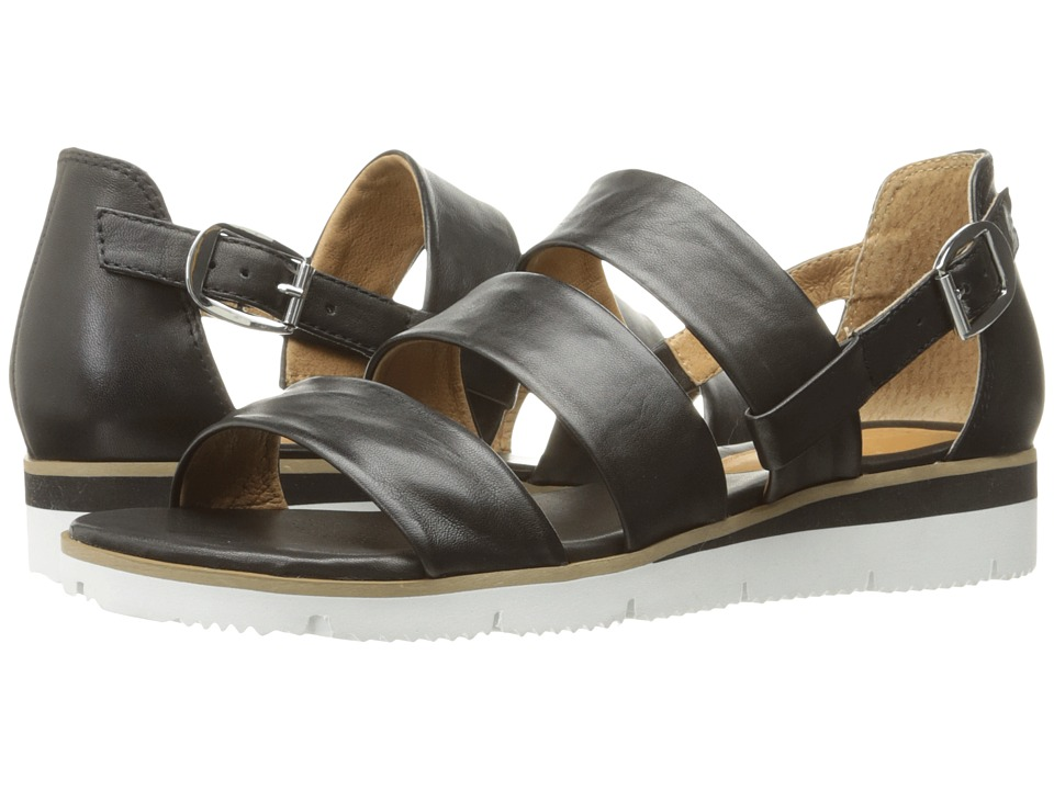 Corso Como - Marisol (Black Silk Nappa) Women's Sandals