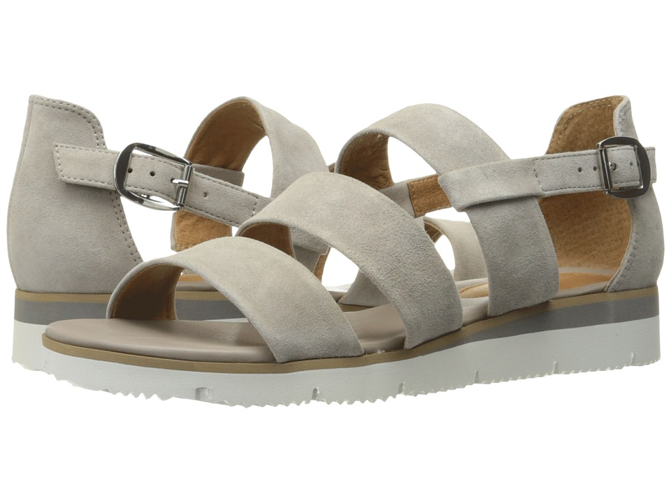 Corso Como - Marisol (Grey Kid Suede) Women's Sandals