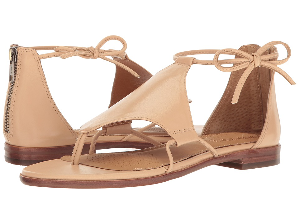 Corso Como - Sunset (Nude Silk Nappa) Women's Sandals