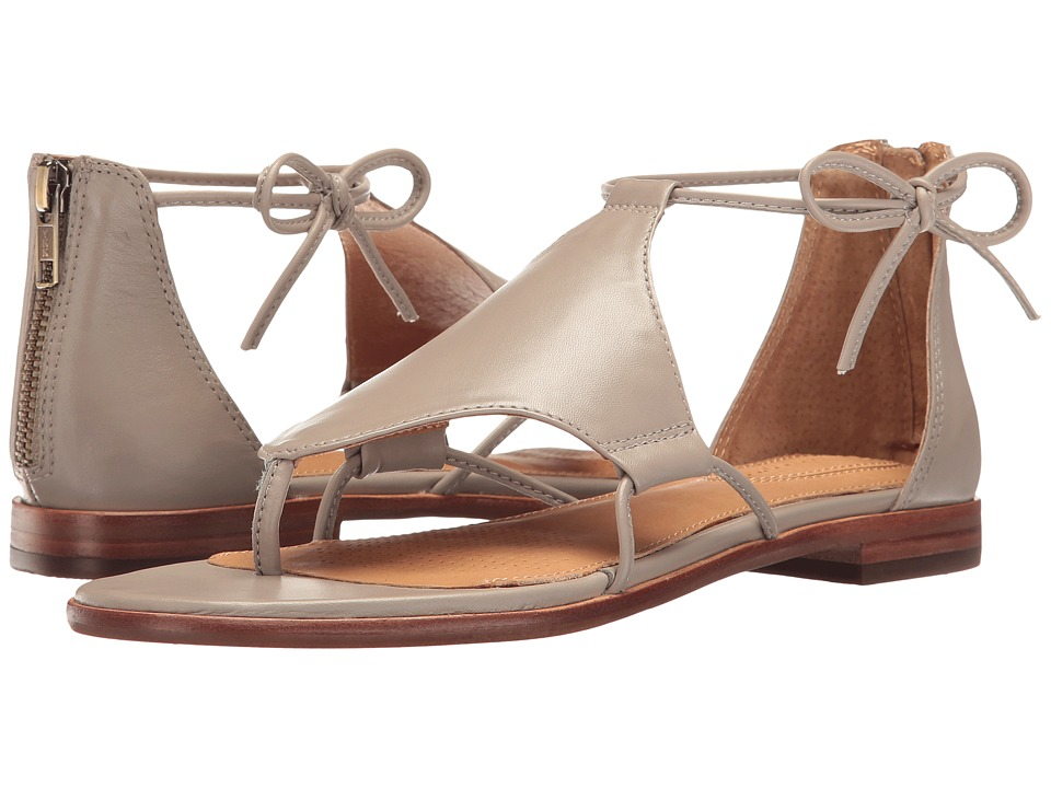 Corso Como - Sunset (Grey Silk Nappa) Women's Sandals