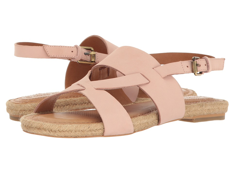Corso Como - Pine Key (Light Pink Nubuck) Women's Sandals