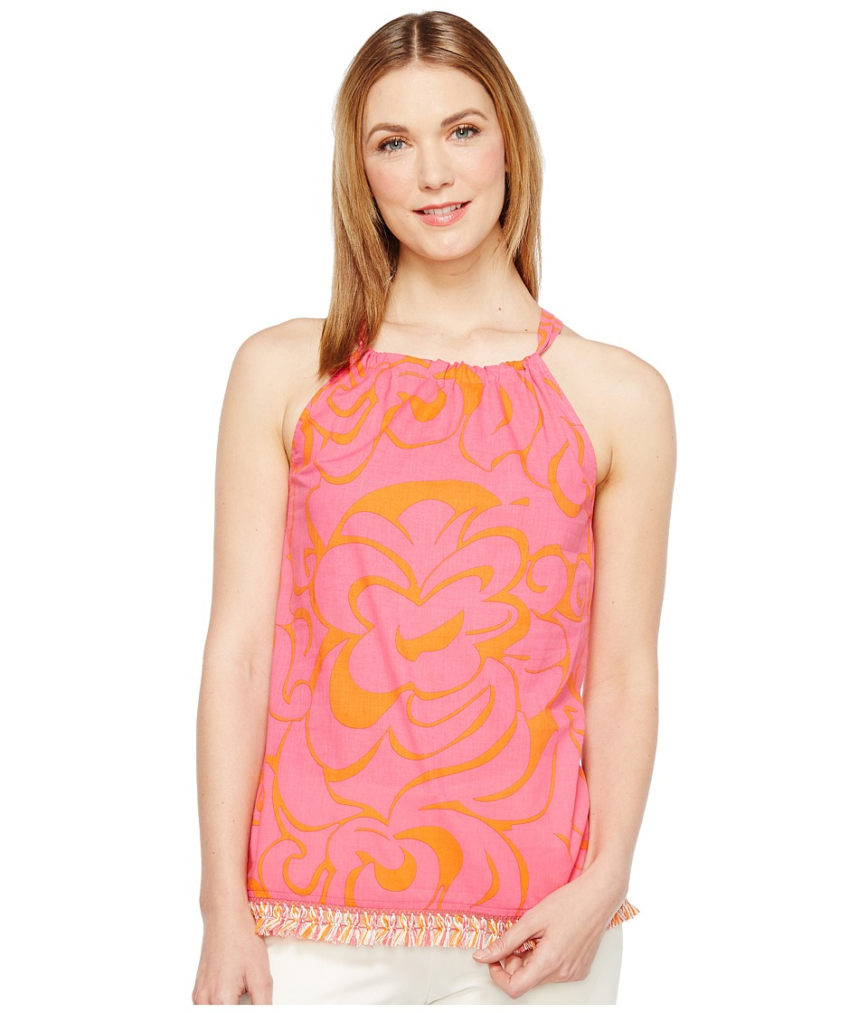 Trina Turk Attractive Top (Cactus Flower) Women