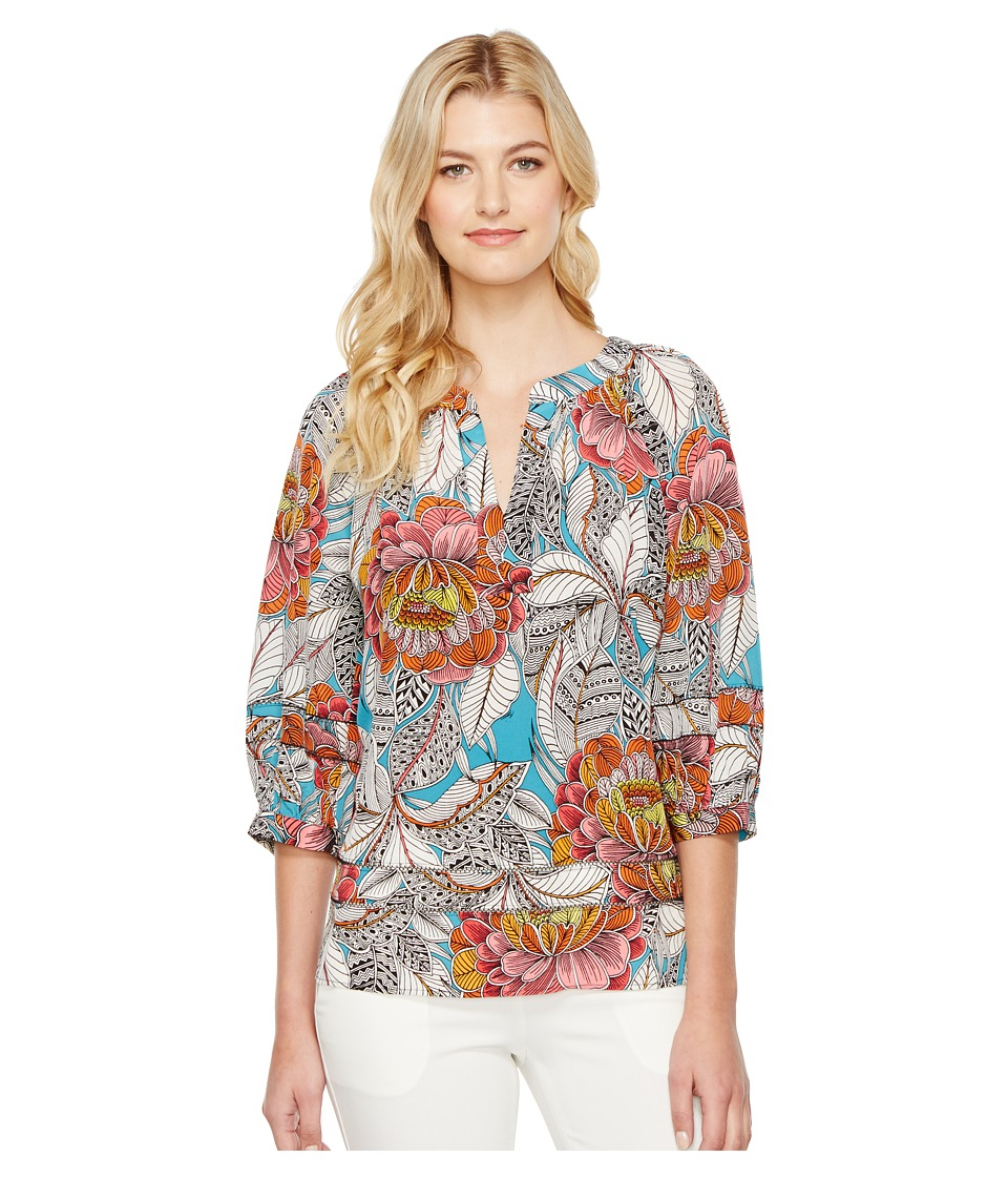 Trina Turk - Light Hearted top (Multi) Women's Clothing