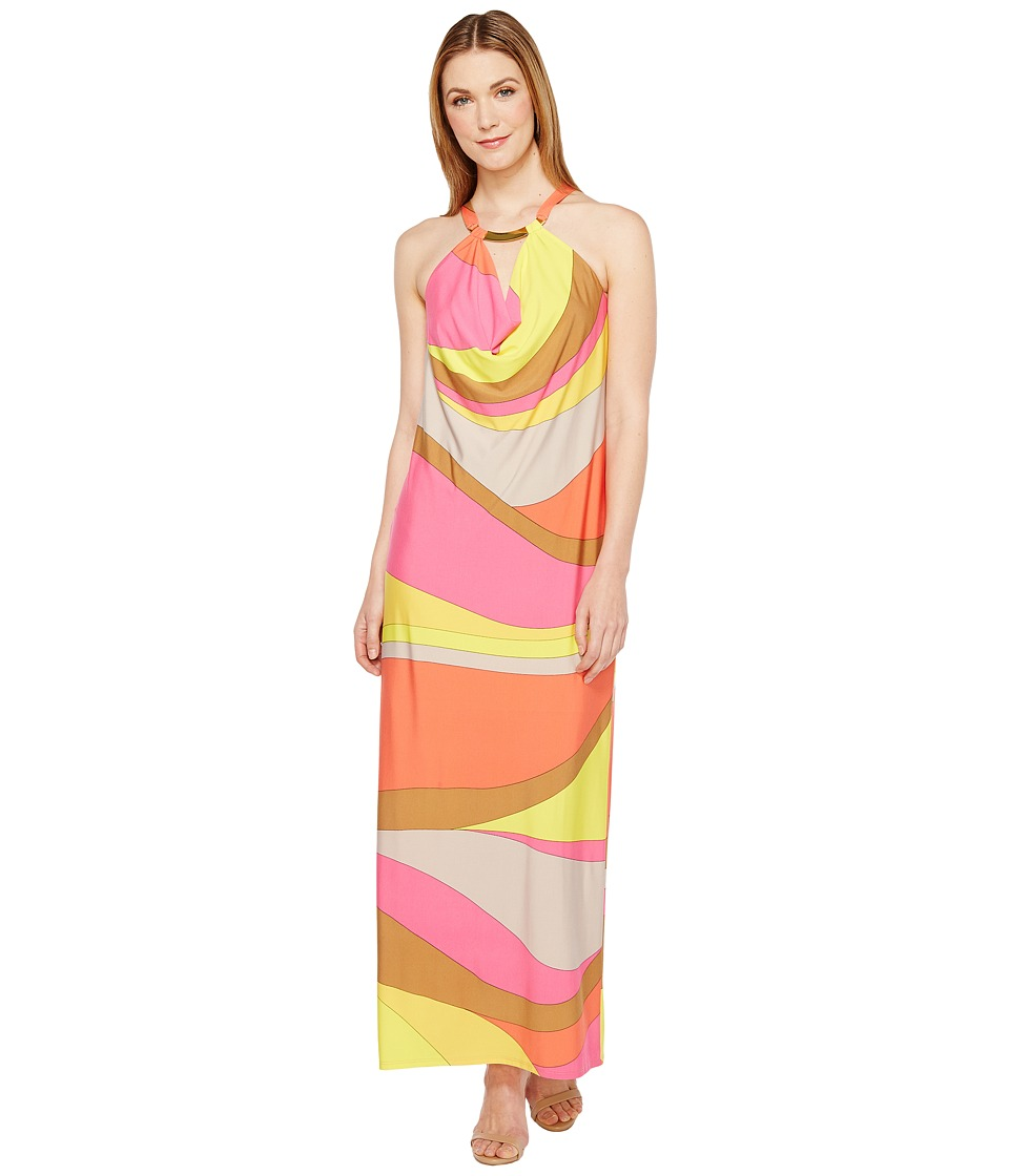 Trina Turk Tranquility Dress (Multi) Women
