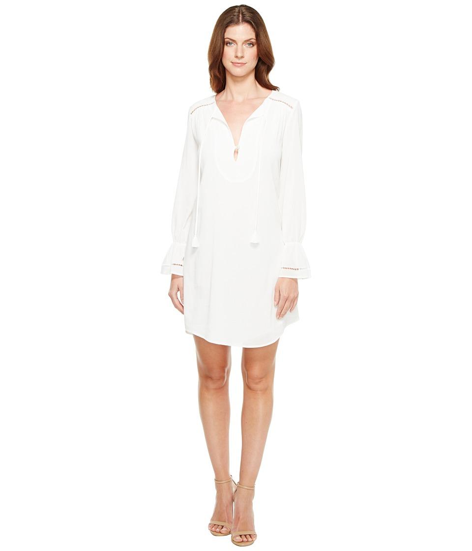 Trina Turk - Lucious Dress (White) Women's Dress