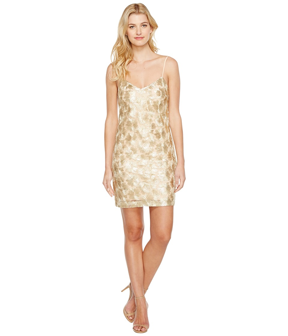 Trina Turk - Highlight Dress (Gold) Women's Dress