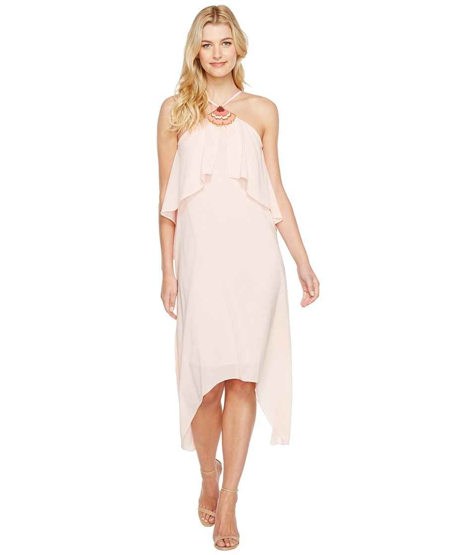 Trina Turk Botanical 2 Dress (Vista Pink) Women