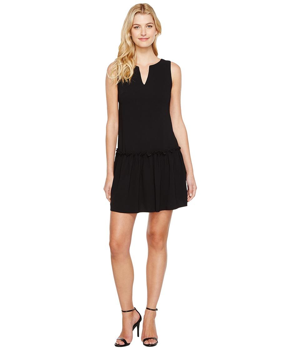 Trina Turk Yarrow Dress (Black) Women